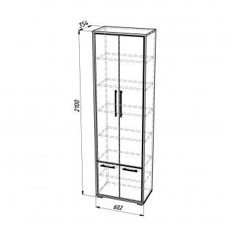 Шкаф для белья ШБ-1